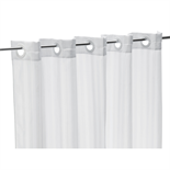 Northmace Quick-Fit Hotel Shower Curtain