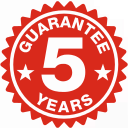 Guarantee:5 Years