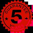 Guarantee:5 Years