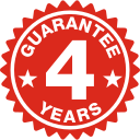 Guarantee:4 Years