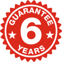 Guarantee:6 Years