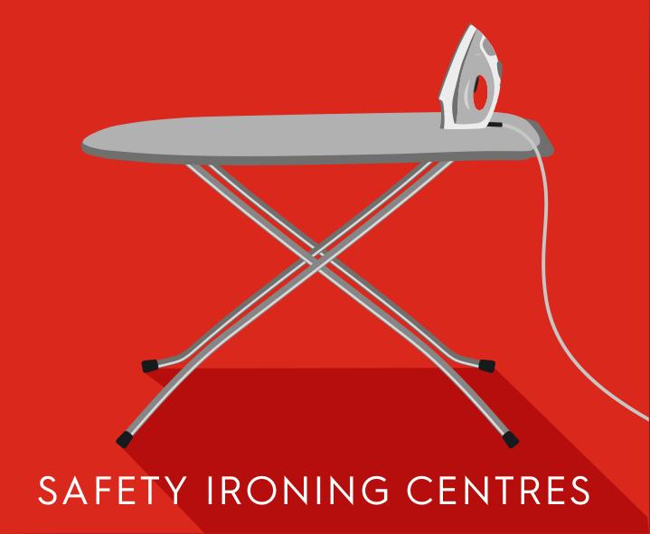 Ironing Centres